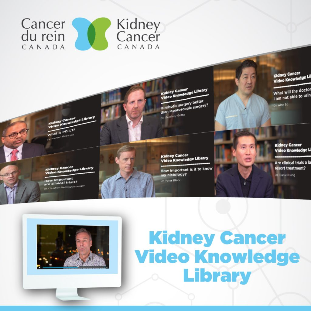 Kidney Cancer Video Knowlege Library