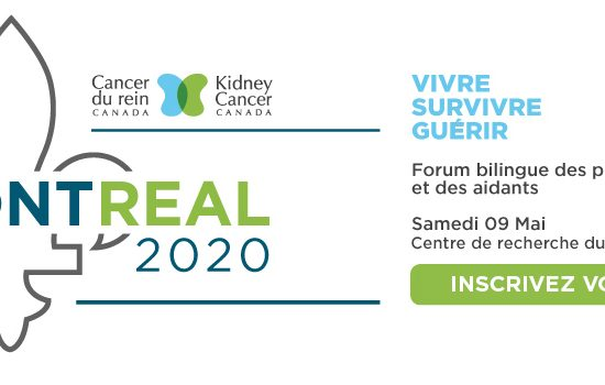 Le Forum des patients et des aidants de Cancer du rein Canada reporté en raison de la COVID-19