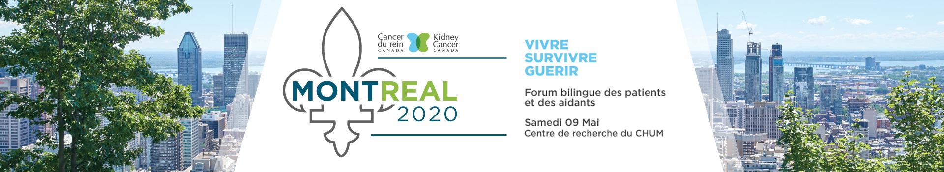Forum national des patients et des aidants de Cancer du rein Canada