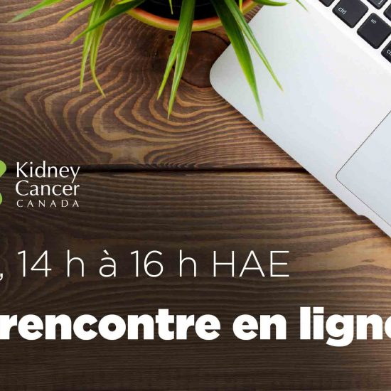 Cancer du rein Canada - Café rencontre en ligne