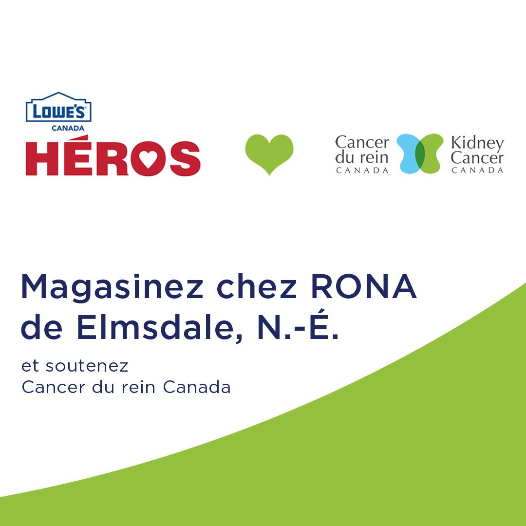 Campagne des Héros Lowe's Canada